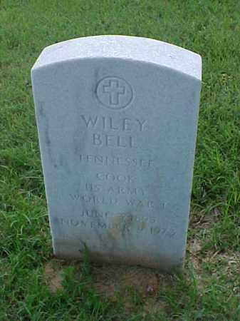 BELL (VETERAN WWI), WILEY - Pulaski County, Arkansas | WILEY BELL (VETERAN WWI) - Arkansas Gravestone Photos