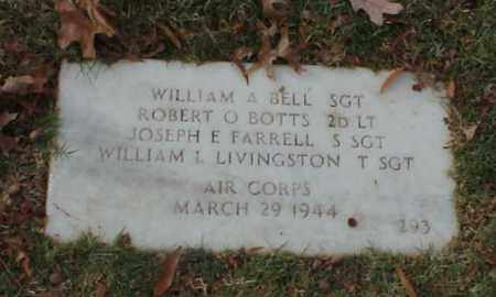 BELL (VETERAN WWII), WILLIAM A - Pulaski County, Arkansas | WILLIAM A BELL (VETERAN WWII) - Arkansas Gravestone Photos