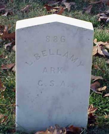 BELLAMY (VETERAN CSA), LAFAYETTE - Pulaski County, Arkansas   LAFAYETTE BELLAMY (VETERAN CSA) - Arkansas Gravestone Photos