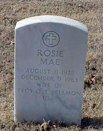 BELLMON, ROSIE MAE - Pulaski County, Arkansas | ROSIE MAE BELLMON - Arkansas Gravestone Photos