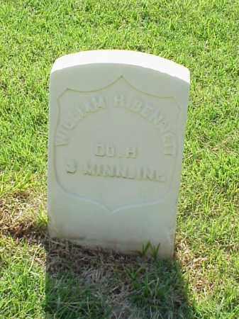 BENNETT (VETERAN UNION), WILLIAM H - Pulaski County, Arkansas | WILLIAM H BENNETT (VETERAN UNION) - Arkansas Gravestone Photos