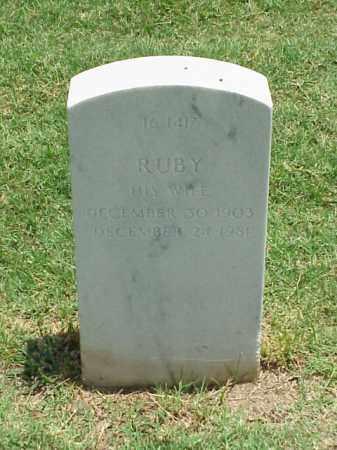 BENNINGS, RUBY - Pulaski County, Arkansas | RUBY BENNINGS - Arkansas Gravestone Photos