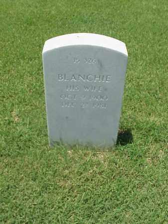 BERRY, BLANCHIE - Pulaski County, Arkansas   BLANCHIE BERRY - Arkansas Gravestone Photos