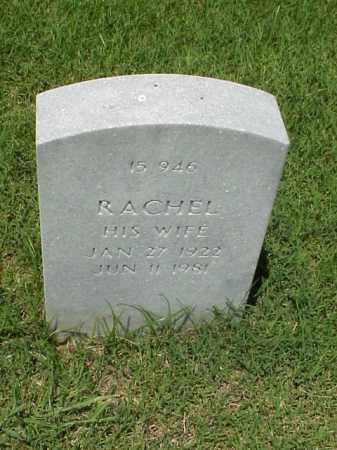 BERRY, RACHEL - Pulaski County, Arkansas   RACHEL BERRY - Arkansas Gravestone Photos