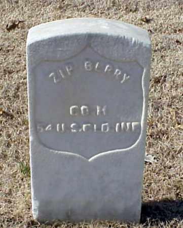 BERRY (VETERAN UNION), ZIP - Pulaski County, Arkansas | ZIP BERRY (VETERAN UNION) - Arkansas Gravestone Photos