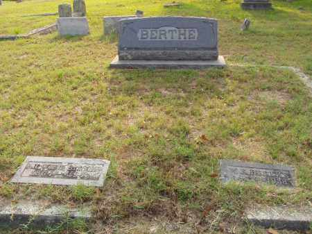 BERTHE, WILLARD EDWARD - Pulaski County, Arkansas | WILLARD EDWARD BERTHE - Arkansas Gravestone Photos
