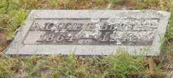 SMITH BERTHE, MOLLIE E - Pulaski County, Arkansas | MOLLIE E SMITH BERTHE - Arkansas Gravestone Photos