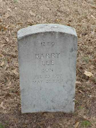BIBB, BARRY LEE - Pulaski County, Arkansas | BARRY LEE BIBB - Arkansas Gravestone Photos