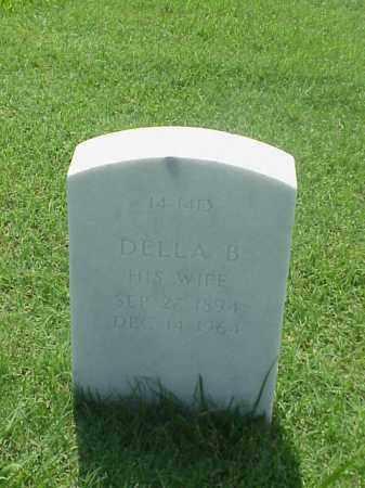 BIERMAN, DELLA B - Pulaski County, Arkansas   DELLA B BIERMAN - Arkansas Gravestone Photos