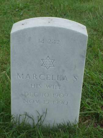 BINNEMANS, MARCELLA S - Pulaski County, Arkansas | MARCELLA S BINNEMANS - Arkansas Gravestone Photos