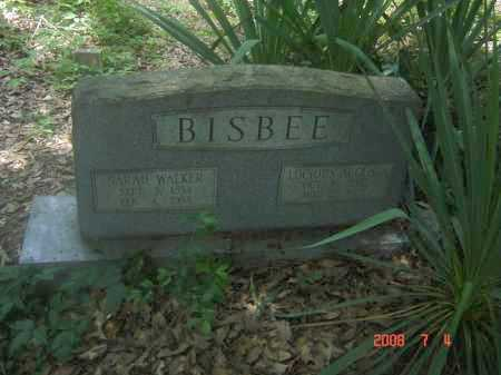 BISBEE, SARAH C. - Pulaski County, Arkansas | SARAH C. BISBEE - Arkansas Gravestone Photos
