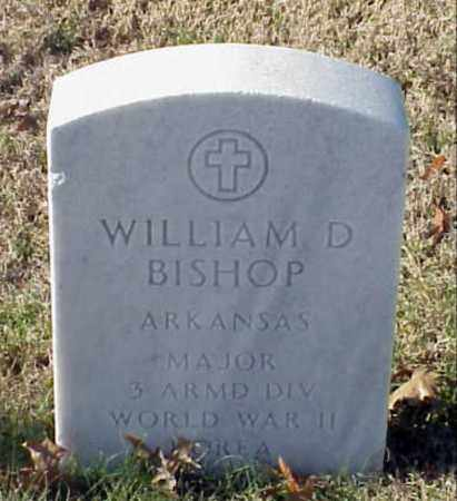 BISHOP (VETERAN 2 WARS), WILLIAM DORR - Pulaski County, Arkansas | WILLIAM DORR BISHOP (VETERAN 2 WARS) - Arkansas Gravestone Photos