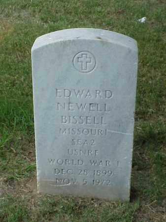BISSELL (VETERAN WWI), EDWARD NEWELL - Pulaski County, Arkansas   EDWARD NEWELL BISSELL (VETERAN WWI) - Arkansas Gravestone Photos