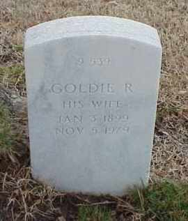 BLACK, GOLDIE R. - Pulaski County, Arkansas | GOLDIE R. BLACK - Arkansas Gravestone Photos