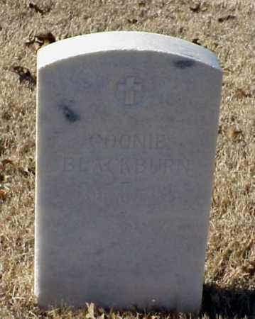 BLACKBURN (VETERAN), COONIE - Pulaski County, Arkansas | COONIE BLACKBURN (VETERAN) - Arkansas Gravestone Photos