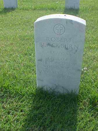 BLACKBURN (VETERAN WWI), ROBERT - Pulaski County, Arkansas | ROBERT BLACKBURN (VETERAN WWI) - Arkansas Gravestone Photos