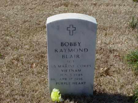 BLAIR (VETERAN VIET), BOBBY RAYMOND - Pulaski County, Arkansas   BOBBY RAYMOND BLAIR (VETERAN VIET) - Arkansas Gravestone Photos