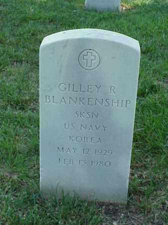 BLANKENSHIP (VETERAN KOR), GILLEY R - Pulaski County, Arkansas | GILLEY R BLANKENSHIP (VETERAN KOR) - Arkansas Gravestone Photos