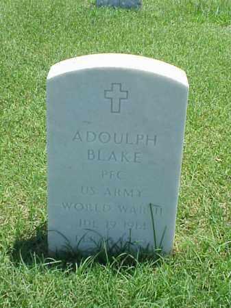 BLARK (VETERAN WWII), ADOULPH - Pulaski County, Arkansas   ADOULPH BLARK (VETERAN WWII) - Arkansas Gravestone Photos