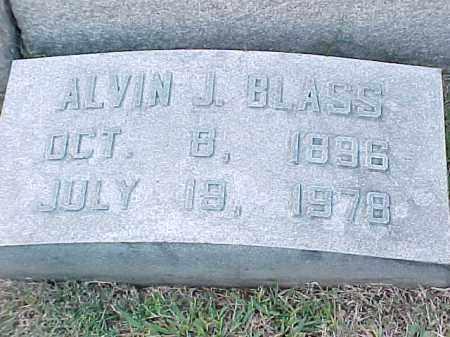 BLASS, ALVIN J - Pulaski County, Arkansas | ALVIN J BLASS - Arkansas Gravestone Photos