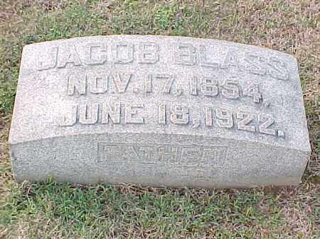 BLASS, JACOB - Pulaski County, Arkansas   JACOB BLASS - Arkansas Gravestone Photos