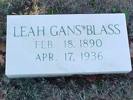 BLASS, LEAN - Pulaski County, Arkansas | LEAN BLASS - Arkansas Gravestone Photos