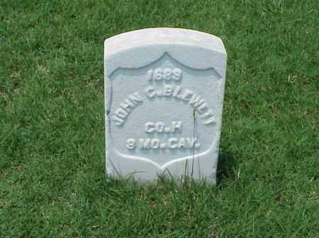 BLEWETT (VETERAN UNION), JOHN C - Pulaski County, Arkansas | JOHN C BLEWETT (VETERAN UNION) - Arkansas Gravestone Photos