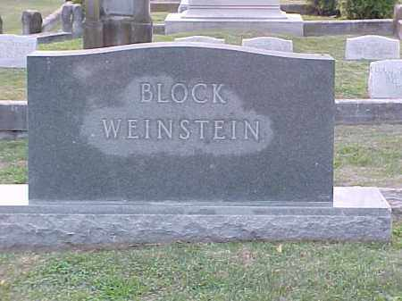 WEINSTEIN FAMILY STONE,  - Pulaski County, Arkansas |  WEINSTEIN FAMILY STONE - Arkansas Gravestone Photos