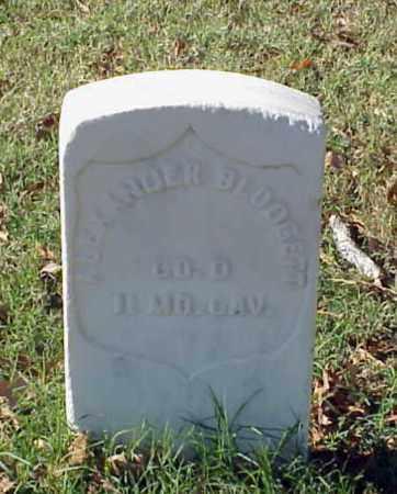 BLODGETT (VETERAN UNION), ALEXANDER - Pulaski County, Arkansas | ALEXANDER BLODGETT (VETERAN UNION) - Arkansas Gravestone Photos