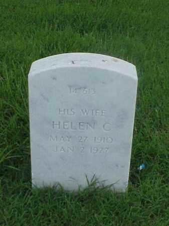 BLOW, HELEN C - Pulaski County, Arkansas | HELEN C BLOW - Arkansas Gravestone Photos