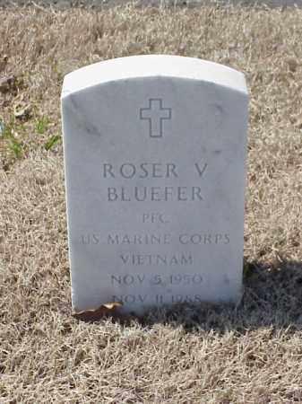 BLUEFER (VETERAN VIET), ROSER V - Pulaski County, Arkansas | ROSER V BLUEFER (VETERAN VIET) - Arkansas Gravestone Photos