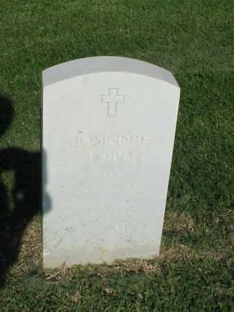 BOBO (VETERAN WWII), JOHNNIE - Pulaski County, Arkansas | JOHNNIE BOBO (VETERAN WWII) - Arkansas Gravestone Photos