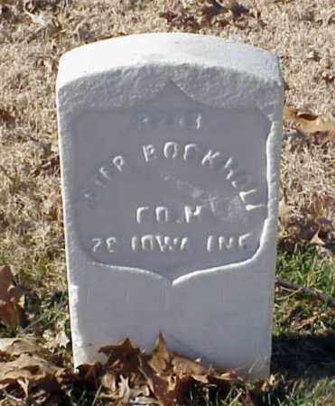BOCKHOLT (VETERAN UNION), PETER - Pulaski County, Arkansas | PETER BOCKHOLT (VETERAN UNION) - Arkansas Gravestone Photos