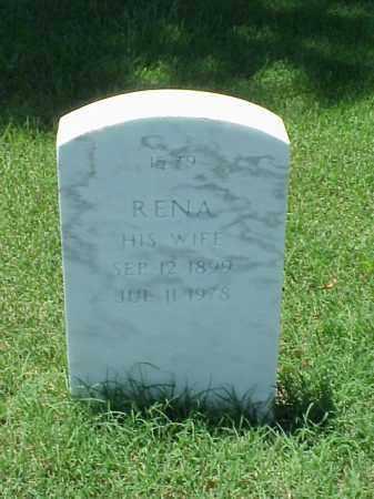 BODY, RENA - Pulaski County, Arkansas | RENA BODY - Arkansas Gravestone Photos