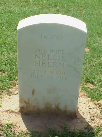 BOHN, NELLIE HELEN - Pulaski County, Arkansas   NELLIE HELEN BOHN - Arkansas Gravestone Photos