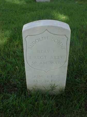 BOHNY (VETERAN SAW), RUDOLPH - Pulaski County, Arkansas | RUDOLPH BOHNY (VETERAN SAW) - Arkansas Gravestone Photos