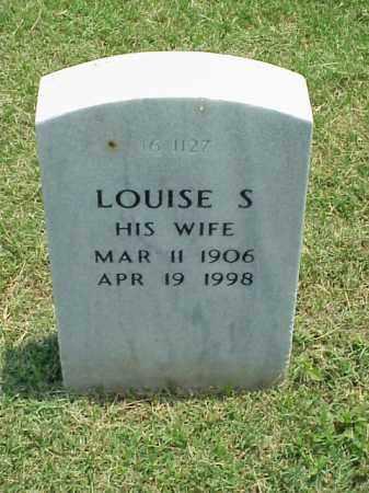 BOMAR, LOUISE S - Pulaski County, Arkansas   LOUISE S BOMAR - Arkansas Gravestone Photos