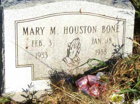 BONE, MARY - Pulaski County, Arkansas | MARY BONE - Arkansas Gravestone Photos