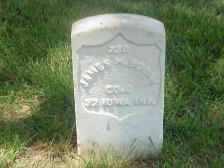 BOONE (VETERAN UNION), JAMES H - Pulaski County, Arkansas | JAMES H BOONE (VETERAN UNION) - Arkansas Gravestone Photos