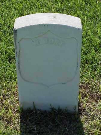 BORT (VETERAN UNION), W - Pulaski County, Arkansas | W BORT (VETERAN UNION) - Arkansas Gravestone Photos