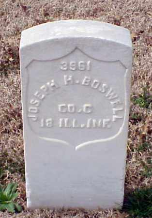 BOSWELL (VETERAN UNION), JOSEPH H - Pulaski County, Arkansas   JOSEPH H BOSWELL (VETERAN UNION) - Arkansas Gravestone Photos