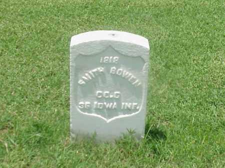 BOWEN (VETERAN UNION), SMITH - Pulaski County, Arkansas   SMITH BOWEN (VETERAN UNION) - Arkansas Gravestone Photos