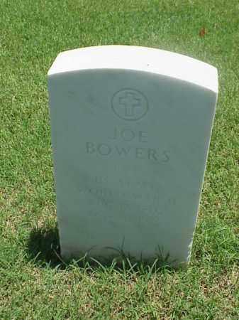 BOWERS (VETERAN WWII), JOE - Pulaski County, Arkansas | JOE BOWERS (VETERAN WWII) - Arkansas Gravestone Photos