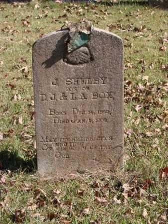 BOX, JOHN SHELBY - Pulaski County, Arkansas | JOHN SHELBY BOX - Arkansas Gravestone Photos