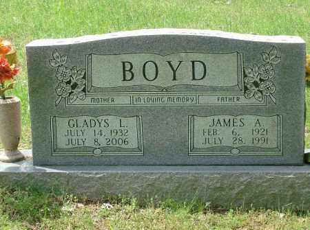 BOYD, JAMES A - Pulaski County, Arkansas | JAMES A BOYD - Arkansas Gravestone Photos