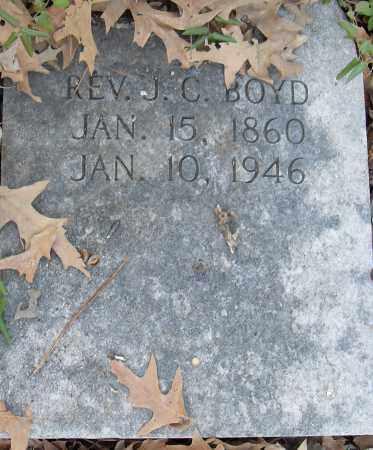 BOYD REV, J C - Pulaski County, Arkansas | J C BOYD REV - Arkansas Gravestone Photos