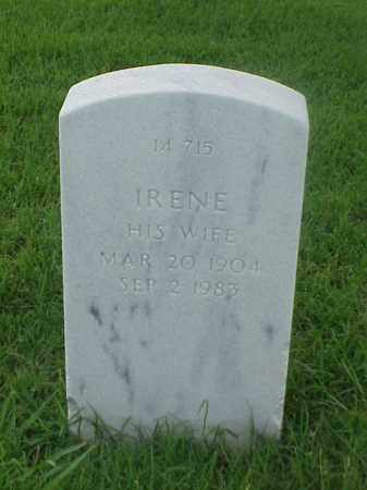 BRADLEY, IRENE - Pulaski County, Arkansas | IRENE BRADLEY - Arkansas Gravestone Photos