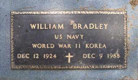 BRADLEY (VETERAN 2 WARS), WILLIAM - Pulaski County, Arkansas   WILLIAM BRADLEY (VETERAN 2 WARS) - Arkansas Gravestone Photos