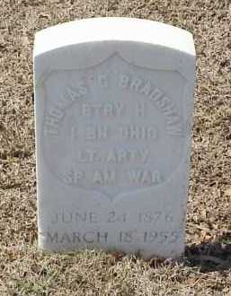 BRADSHAW  (VETERAN SAW), THOMAS G - Pulaski County, Arkansas | THOMAS G BRADSHAW  (VETERAN SAW) - Arkansas Gravestone Photos