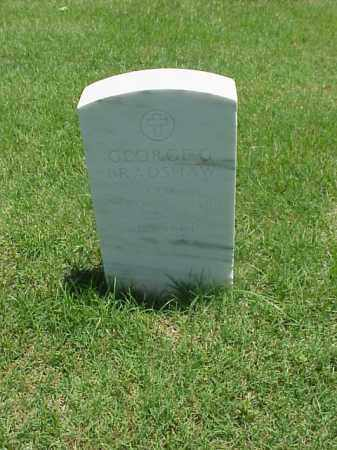 BRADSHAW (VETERAN WWII), GEORGE G - Pulaski County, Arkansas | GEORGE G BRADSHAW (VETERAN WWII) - Arkansas Gravestone Photos